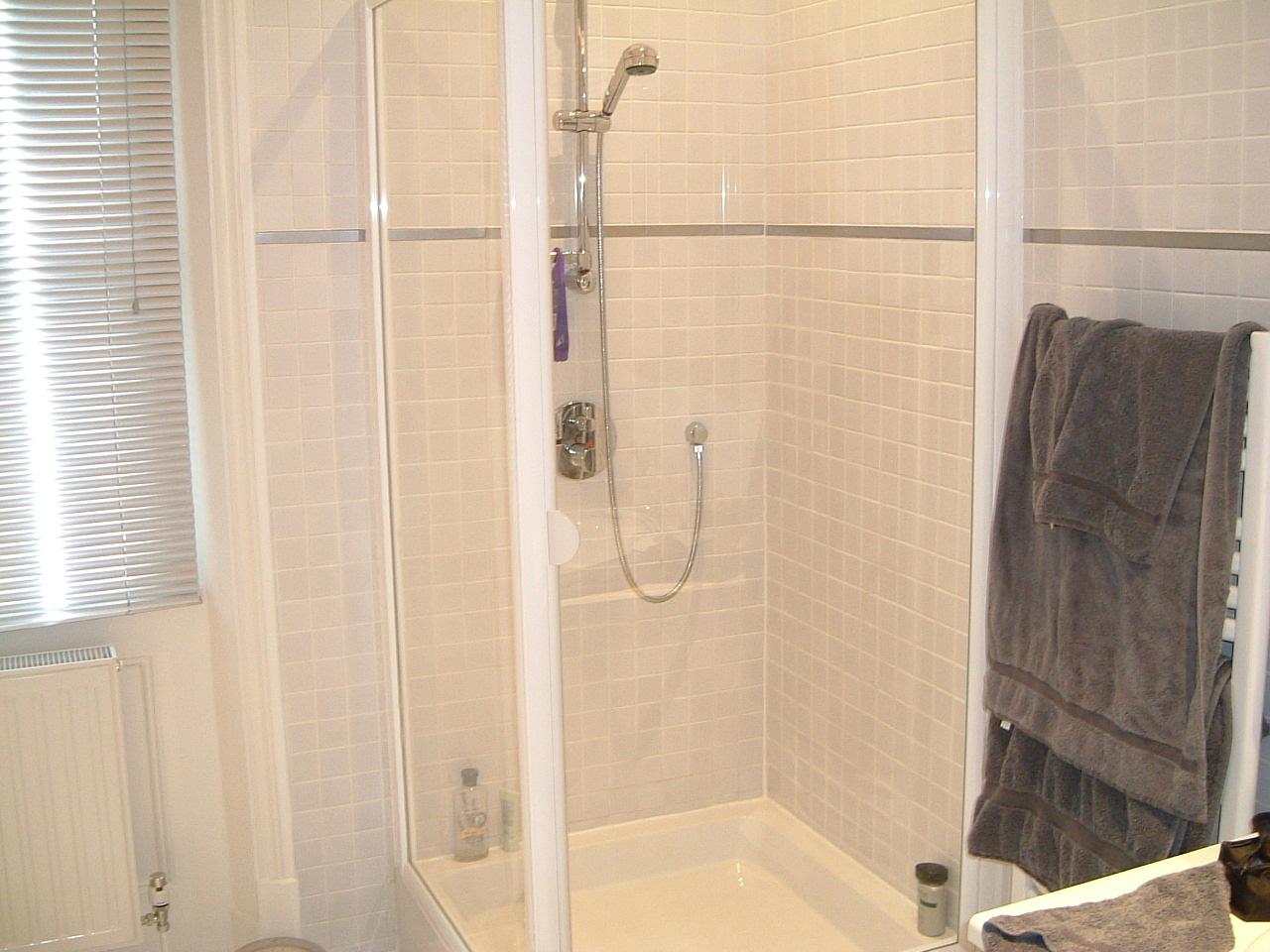 Maurice R Sharp Amp Associates Shower Closet